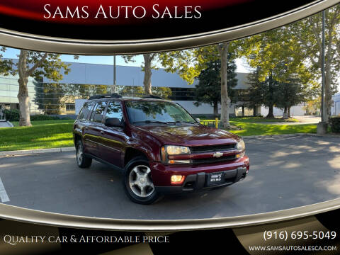 2005 Chevrolet TrailBlazer EXT for sale at Sams Auto Sales in North Highlands CA
