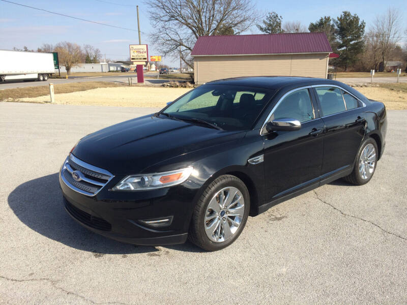 2011 Ford Taurus for sale at KEITH JORDAN'S 10 & UNDER in Lima OH
