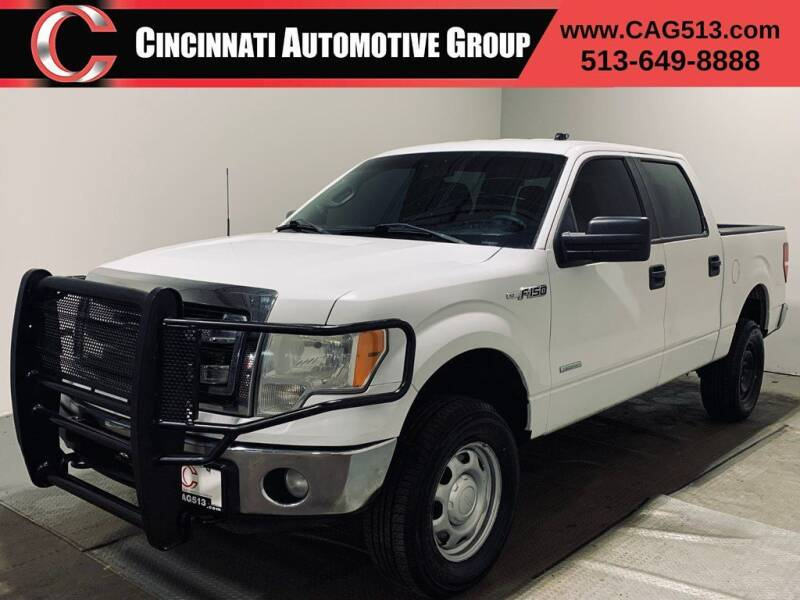 2013 Ford F-150 for sale in Lebanon, OH