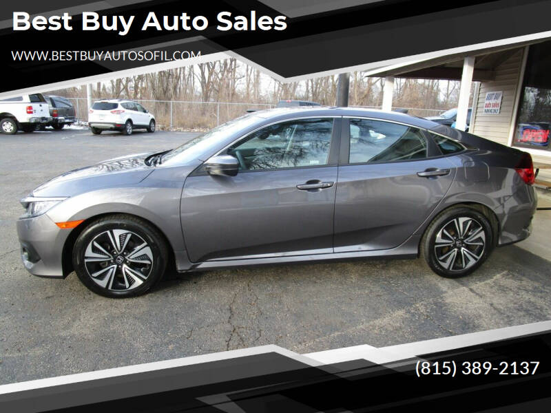 2018 Honda Civic for sale at Best Buy Auto Sales of Northern IL in South Beloit IL