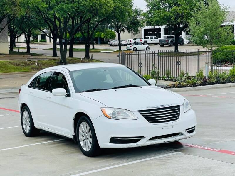 2013 Chrysler 200 for sale at Texas Drive Auto in Dallas TX
