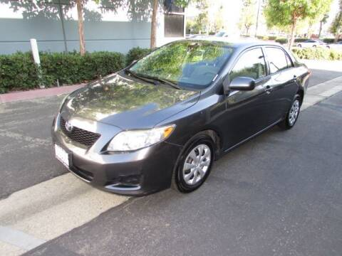 2010 Toyota Corolla for sale at Pennington's Auto Sales Inc. in Orange CA