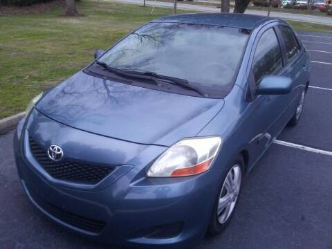 2009 Toyota Yaris for sale at Alfa Auto Sales in Raleigh NC