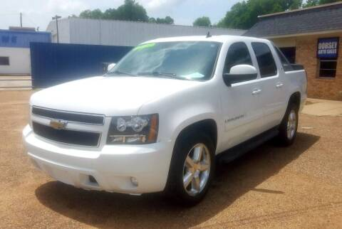 2008 Chevrolet Avalanche for sale at Dorsey Auto Sales in Tyler TX