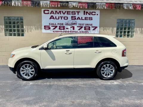 2007 Ford Edge for sale at Camvest Inc. Auto Sales in Depew NY