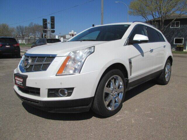 2010 Cadillac SRX for sale at SCHULTZ MOTORS in Fairmont MN