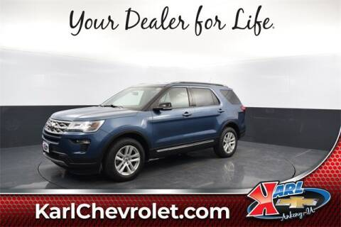 2018 Ford Explorer for sale at Karl Pre-Owned in Glidden IA