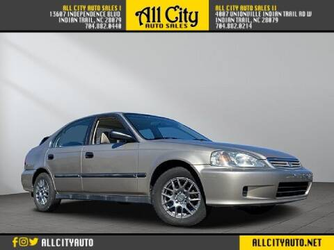 2000 Honda Civic for sale at All City Auto Sales in Indian Trail NC