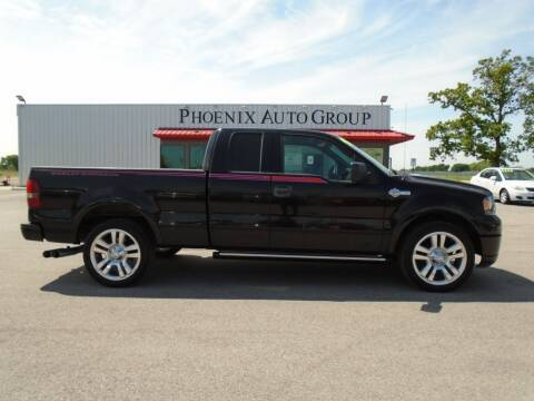 2006 Ford F-150 for sale at PHOENIX AUTO GROUP in Belton TX