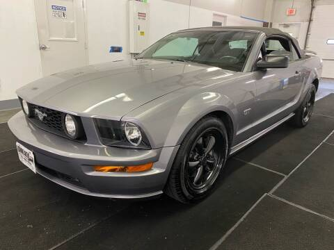2007 Ford Mustang for sale at TOWNE AUTO BROKERS in Virginia Beach VA