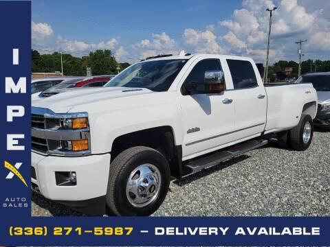 2019 Chevrolet Silverado 3500HD for sale at Impex Auto Sales in Greensboro NC