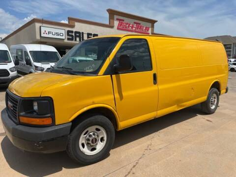 2011 GMC Savana Cargo for sale at TRUCK N TRAILER in Oklahoma City OK