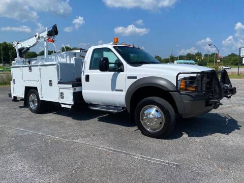 2005 Ford F-550 Super Duty for sale at Heavy Metal Automotive LLC in Anniston AL