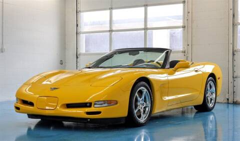 2003 Chevrolet Corvette for sale at Mershon's World Of Cars Inc in Springfield OH