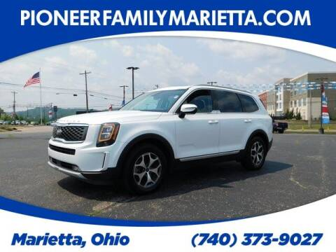 2020 Kia Telluride for sale at Pioneer Family preowned autos in Williamstown WV