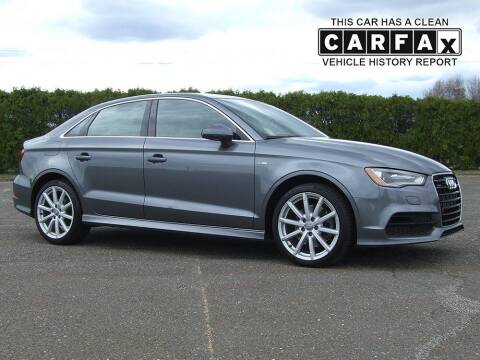 2016 Audi A3 for sale at Atlantic Car Company in East Windsor CT
