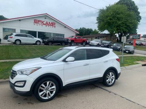2013 Hyundai Santa Fe Sport for sale at Efkamp Auto Sales LLC in Des Moines IA