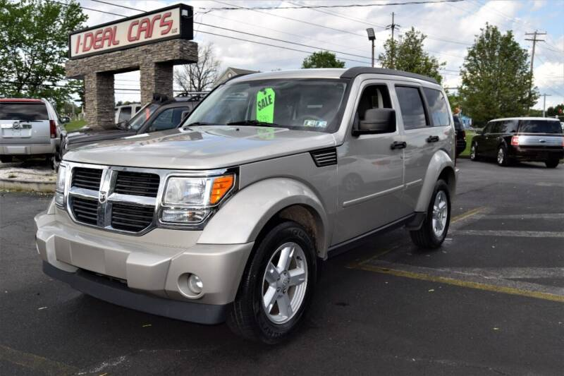 2008 Dodge Nitro for sale at I-DEAL CARS in Camp Hill PA