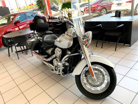 2009 Kawasaki Vulcan for sale at Auto Solutions in Warr Acres OK