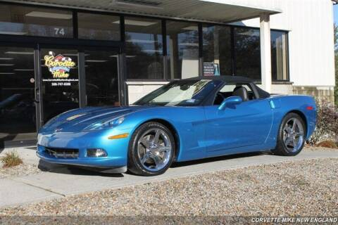 2008 Chevrolet Corvette for sale at Corvette Mike New England in Carver MA