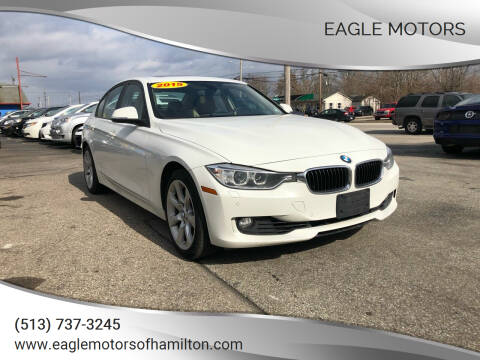 2015 BMW 3 Series for sale at Eagle Motors in Hamilton OH