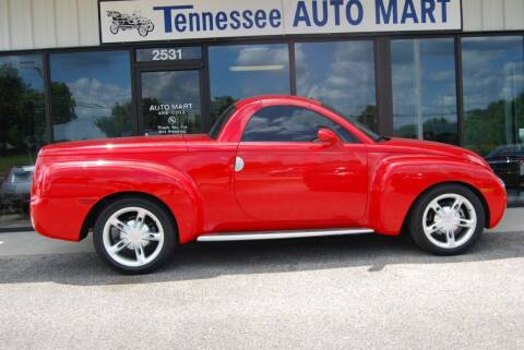 2004 Chevrolet SSR for sale at Tennessee Auto Mart Columbia in Columbia TN
