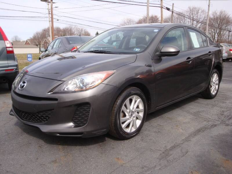 2013 Mazda MAZDA3 for sale at Jay's Auto Sales Inc in Wadsworth OH