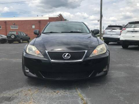 2008 Lexus IS 250 for sale at R3A USA Motors in Lawrenceville GA