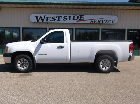 2013 GMC Sierra 1500 for sale at West Side Service in Auburndale WI