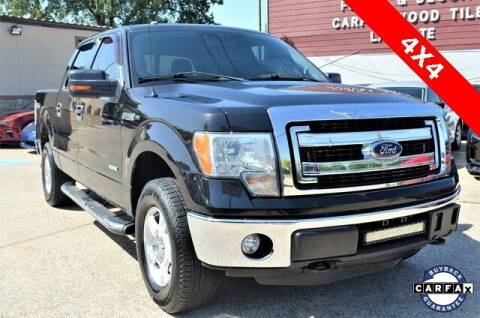 2014 Ford F-150 for sale at LAKESIDE MOTORS, INC. in Sachse TX