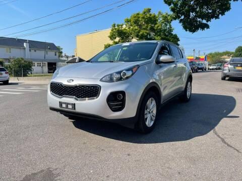 2018 Kia Sportage for sale at Kapos Auto, Inc. in Ridgewood NY