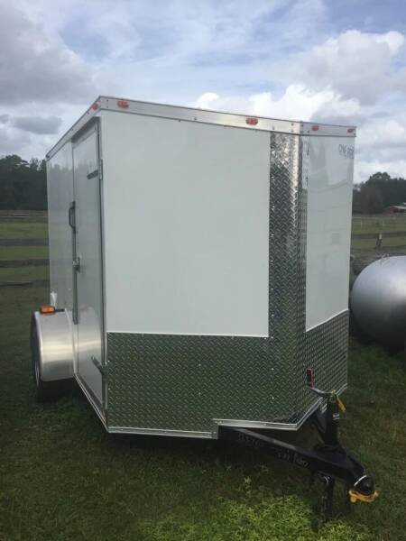 2021 New Cynergy 6x8 Basic for sale at Tripp Auto & Cycle Sales Inc in Grimesland NC
