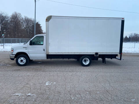 2014 Ford E-Series Chassis for sale at Jodys Auto and Truck Sales in Omaha NE