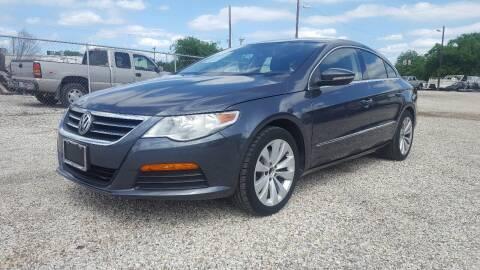 2012 Volkswagen CC for sale at Al's Motors Auto Sales LLC in San Antonio TX