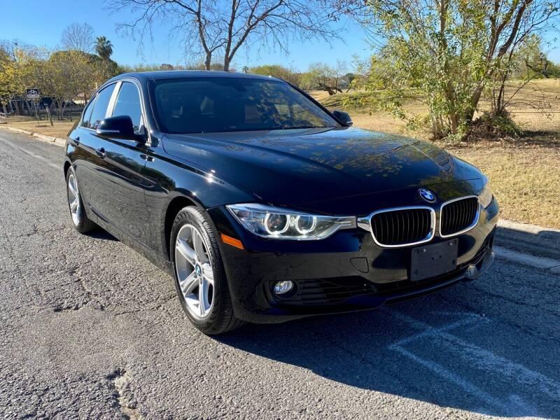 2015 BMW 3 Series for sale at Texas Auto Trade Center in San Antonio TX