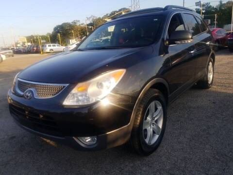 2008 Hyundai Veracruz for sale at Nile Auto in Fort Worth TX