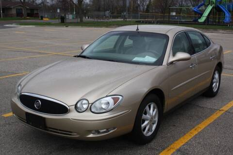 2005 Buick LaCrosse for sale at A-Auto Luxury Motorsports in Milwaukee WI