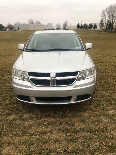 2009 Dodge Journey for sale at Adams Service Center and Sales in Lititz PA
