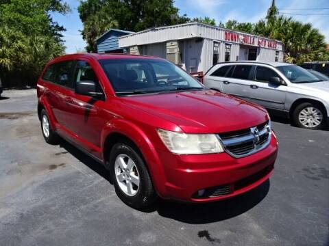 2010 Dodge Journey for sale at DONNY MILLS AUTO SALES in Largo FL