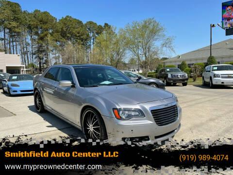 2014 Chrysler 300 for sale at Smithfield Auto Center LLC in Smithfield NC