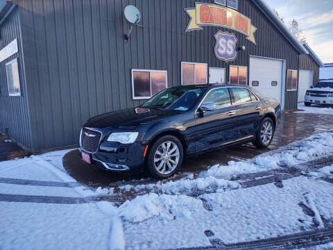 2019 Chrysler 300 for sale at CARS ON SS in Rice Lake WI