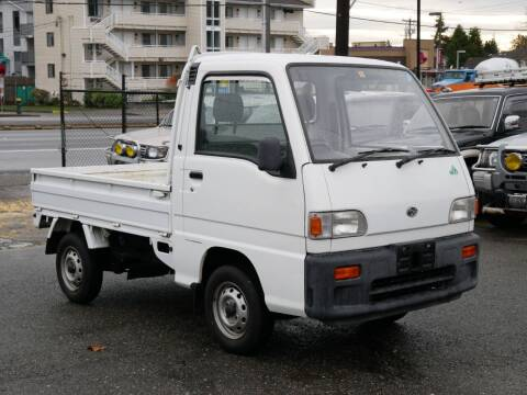 1994 Subaru Sambar MT5 RWD for sale at JDM Car & Motorcycle LLC in Seattle WA