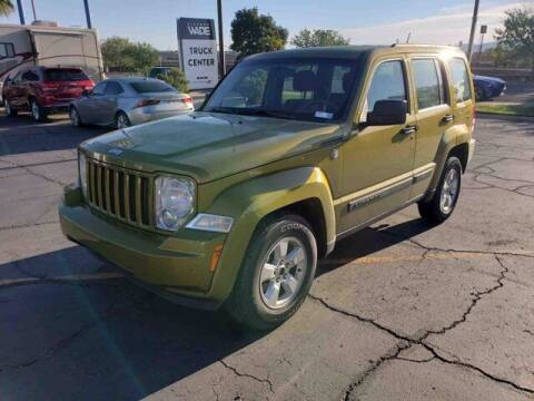 2012 Jeep Liberty for sale at Stephen Wade Pre-Owned Supercenter in Saint George UT
