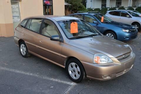 2004 Kia Rio for sale at FENTON AUTO SALES in Westfield MA