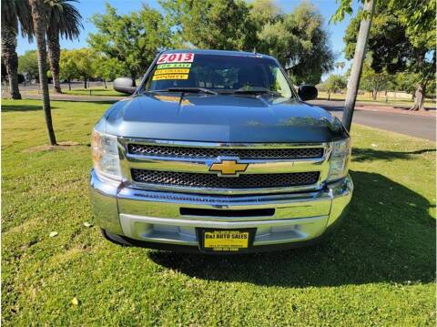 2013 Chevrolet Silverado 1500 for sale at D & I Auto Sales in Modesto CA