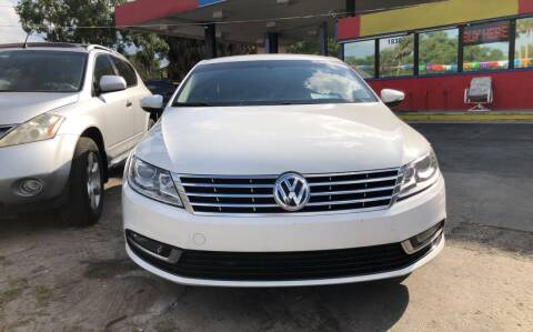 2013 Volkswagen CC for sale at Louie's Auto Sales in Leesburg FL