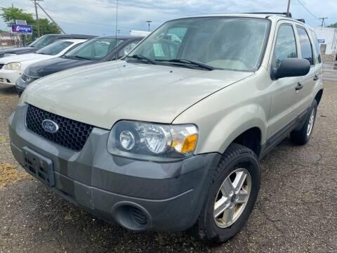 2005 Ford Escape for sale at Family Auto in Barberton OH