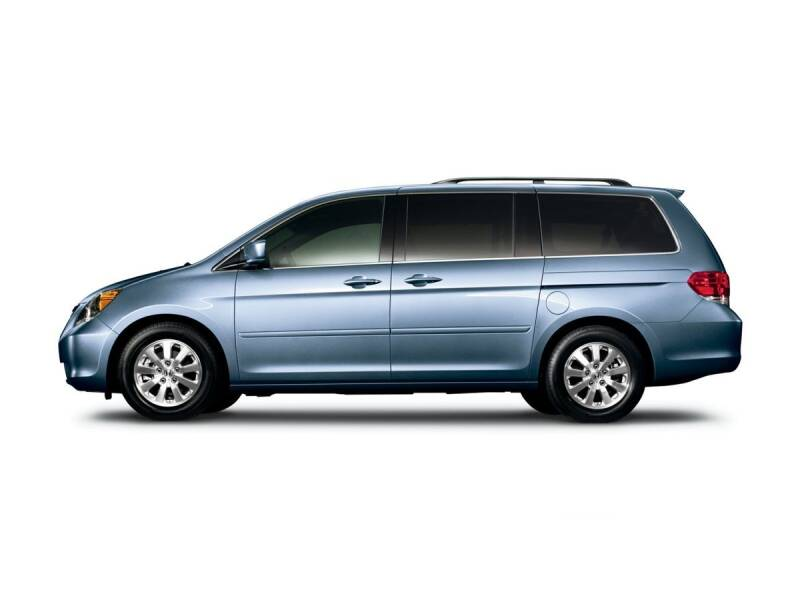 2008 Honda Odyssey for sale at Hi-Lo Auto Sales in Frederick MD