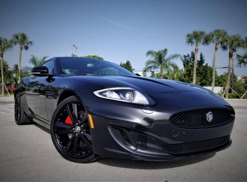 2012 Jaguar XK for sale at Progressive Motors in Pompano Beach FL