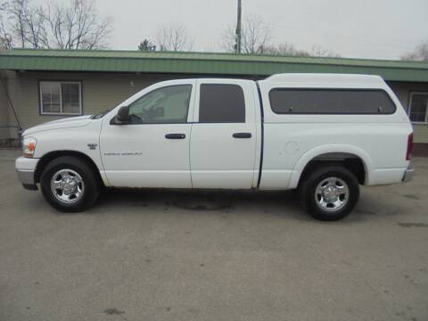 2006 Dodge Ram Pickup 2500 for sale at Settle Auto Sales TAYLOR ST. in Fort Wayne IN